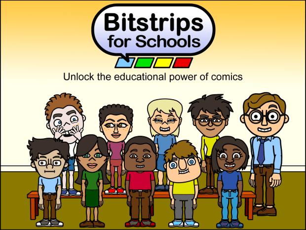 Bitstrips for Schools 620x466 Bitstrips invade Facebook e lApp Store con le sue simpatiche scenette