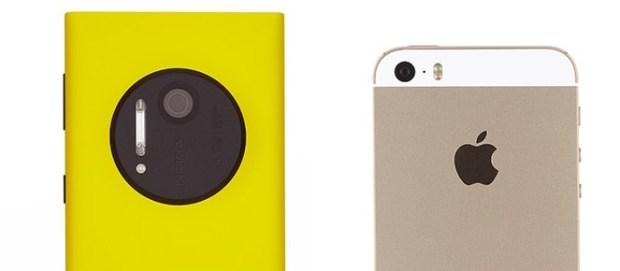 Fotocamere iPhone 5s e Lumia 1020 620x271 Sfida tra fotocamere: gli 8 MP di iPhone 5s contro i 41 di Lumia 1020. Risultato scontato?