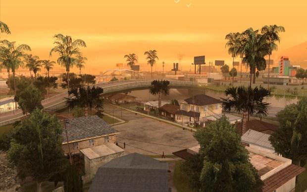 GTA SA Screenshot 620x387 Grand Theft Auto: San Andreas a dicembre su iOS, Android e Windows Phone