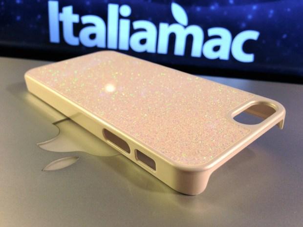 Italiamac Puro Glitter 07 620x465 Abbiamo provato la Glitter Cover di Puro per iPhone 5