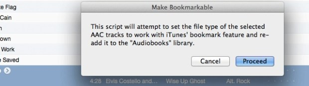 Make Bookmarkable 620x173 8 utili trucchi e funzioni nascoste in iTunes