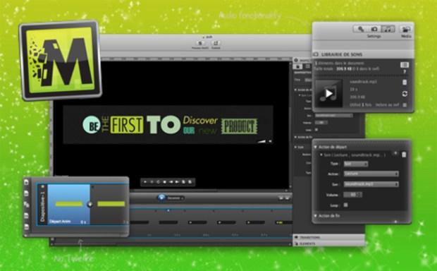 MotionComposer Mac 620x384 The Black Friday Mac Bundle di StackSocial: 11 app per Mac scontate dell88%