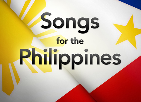 Songs for the Philippines Songs for the Philippines: La compilation di beneficienza da oggi scaricabile su iTunes
