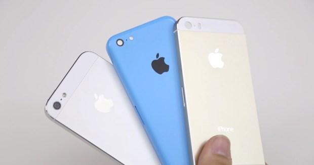 iPhone-5C-5S-5