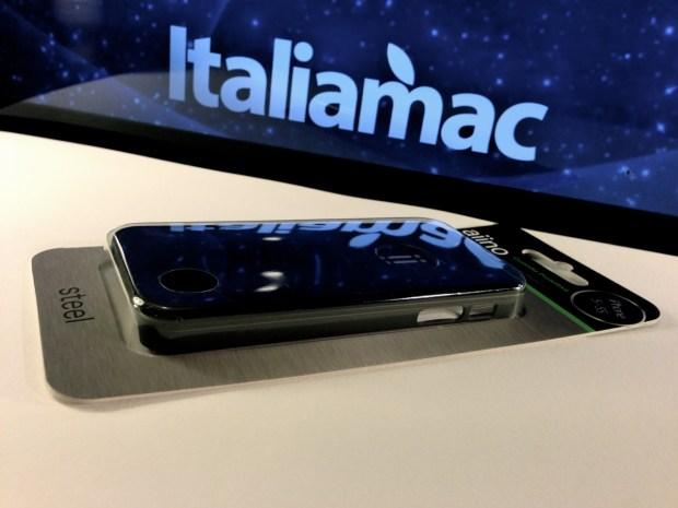 Aiino Italiamac Cover iPhone 0011 620x465 Abbiamo provato le cover Aiino Steel (con parti in alluminio) e Rubber (materiale plastico)