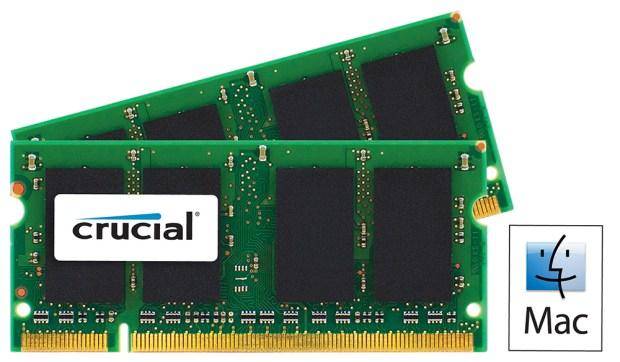 CrucialDDR2 memoryForMackit 2 620x362 Scopriamo le memoria per portatili di Crucial