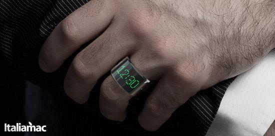 Smarty Ring Smarty Ring, lanello da collegare allo smartphone