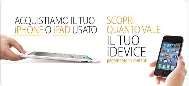 usato home 620x285 Procede l'operazione di acquisto in contanti di  iPhone e iPad lanciata da BuyDifferent