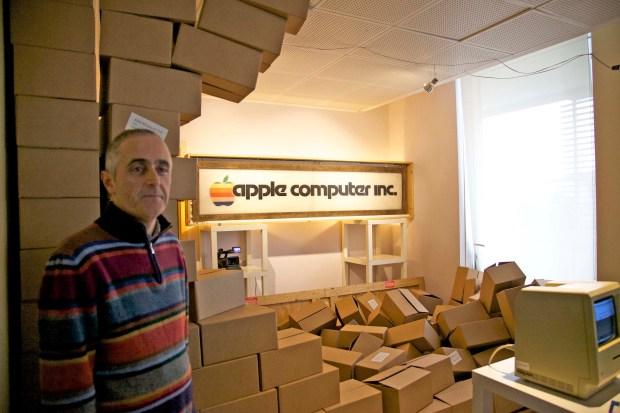 AAA 2518 620x413 All About Apple: presentata la nuova sede a Savona del museo Apple più fornito del mondo