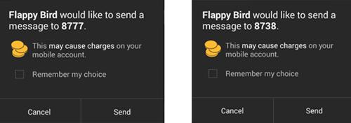 140212comment03 Flappy Bird, impazzano le versioni con malware, ma non per iOS