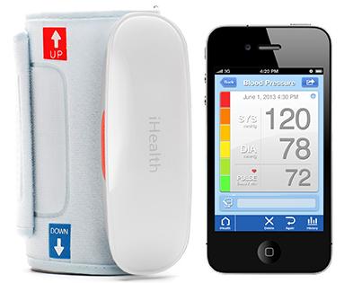 pro32 4 iHealth, tieni la pressione sotto controllo con Blood Pressure Monitor