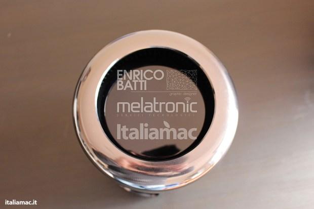 Apple MacPro Black Italiamac 002 620x413 Abbiamo provato il nuovo Mac Pro, il gioiello nero di Apple. Impressioni e galleria fotografica.