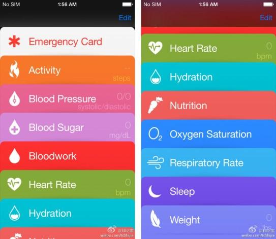 Healthbook image 1 620x538 Apple: Divya Nag per rivoluzionare il settore software e hardware in campo medico