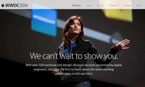 Schermata 2014 04 03 alle 15.43.55 620x371 Apple: 2 Giugno il via il WWDC (Worldwide Developers Conference) a San Francisco