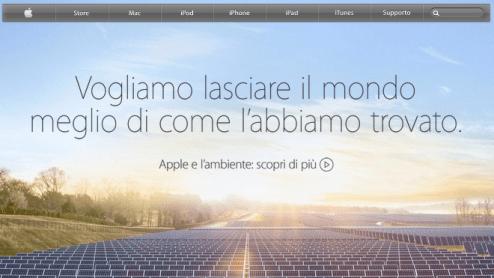 applepubblicità 620x349 Apple: una pubblicità sullecologia che sembra colpire Samsung