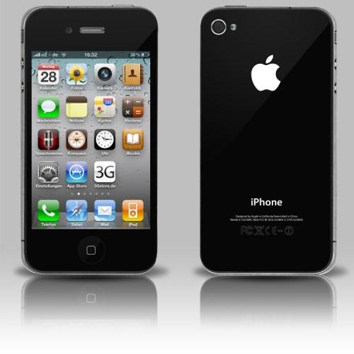 iphone 4 back front combo1 620x626 Steve Jobs: Una Mail per salvaguardare il futuro di Apple