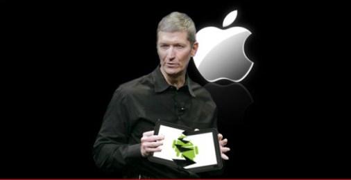 timcookandroid Apple: circa Il 62% dei possessori di iPhone 4S e 5 sono ex utenti Android
