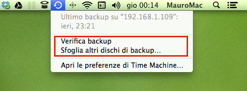 timemachineoptionmenu Mini Tutorial: Time Machine, un paio di opzioni davvero interessanti.