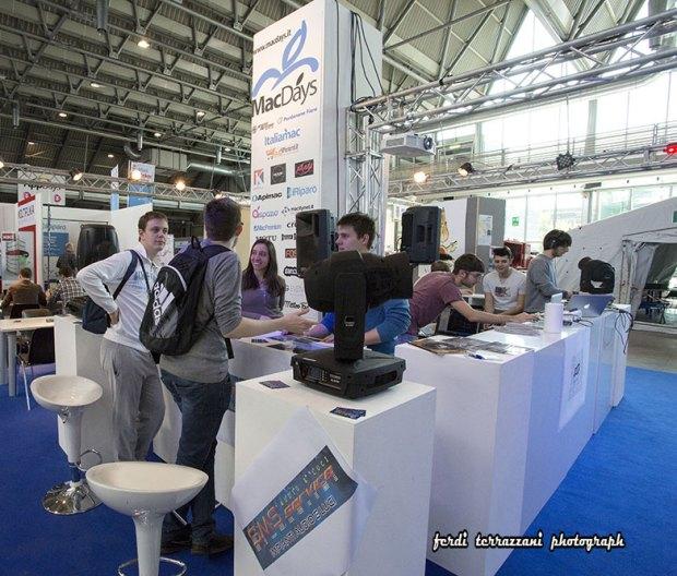 MacDays POST 4 620x528 Il MacDays soddisfa iRiparo, che continua la partecipazione agli eventi con il MARC di Genova