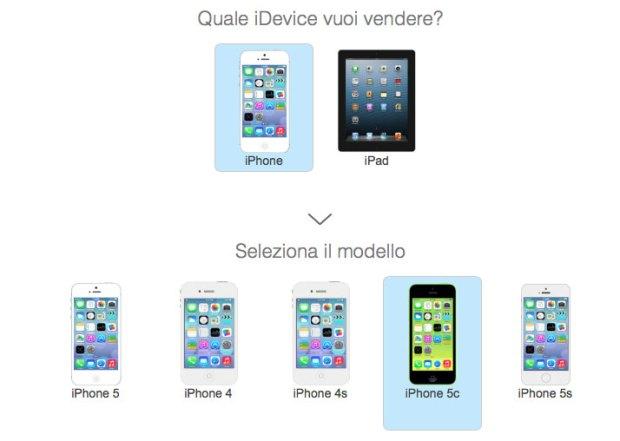Schermata 2014 05 06 alle 14.02.41 620x441 Vendi il tuo iPhone e iPad con pagamento in denaro, nuove quotazioni di BuyDifferent a maggio