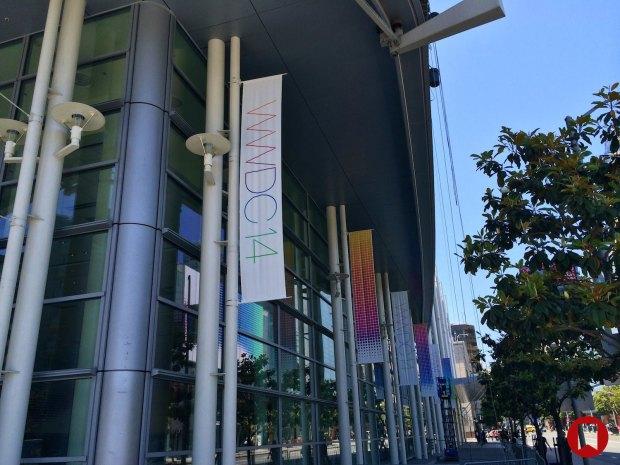 bannerwwdc2014 620x465 Il Moscone Center é pronto per il WWDC 2014 del 2 giugno