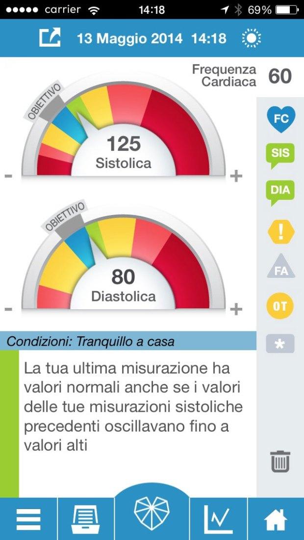 AmicoMed 1 620x1100 AmicoMed Free, app per il monitoraggio della pressione