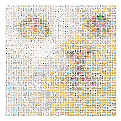 %name Trasforma i pixel delle tue immagini in faccine con Emojify