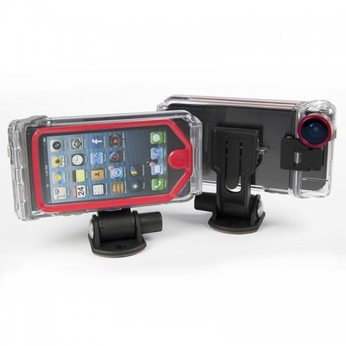Optrix XD5 iPhone5 01 500x500 Optrix XD5, il case che trasforma liPhone in una action cam