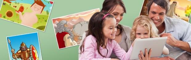 Testata 620x197 La Bibbia per bambini, nuove storybook app per iOS