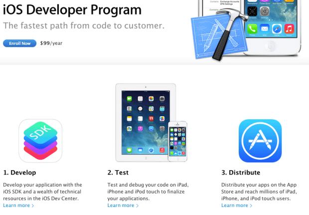 developer program 620x431 Apple rilascia OS X Yosemite Beta 1 agli sviluppatori