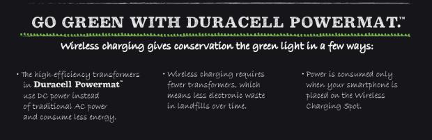 duracell3 620x202 Starbucks annuncia una novità, nei propri negozi sarà possibile ricaricare l'iPhone in modalità wireless