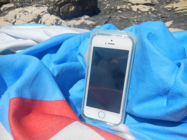 DSCN0885 620x465 Proporta: Custodia Amphibian per iPhone 5S, 100% impermeabile fino a 3 metri di profondità