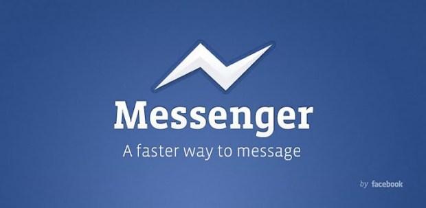 Facebook Messenger 1.9.004 apk 620x303 Pagamenti del domani? Con Facebook Messenger si potrebbe fare