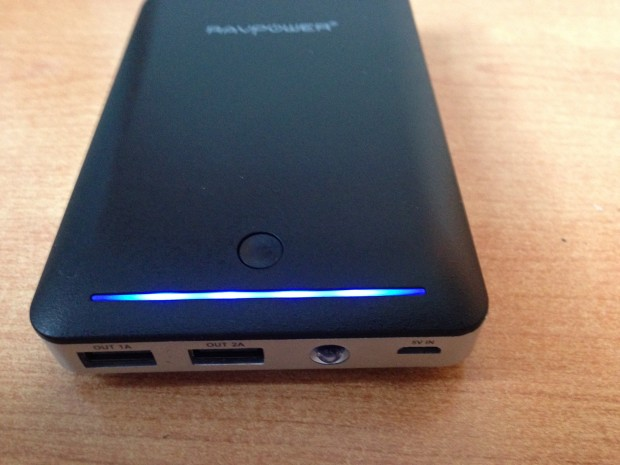 IMG 2123 620x465 RavPower PB 13: la batteria esterna definitiva per iPhone e iPad
