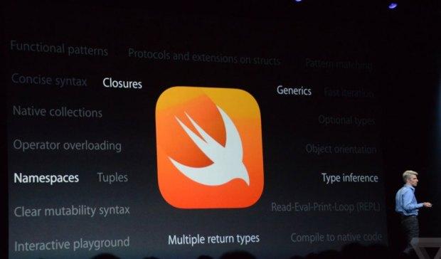 apple swift code developer 620x364 Presentato uno dei primi corsi di sviluppo app con Swift