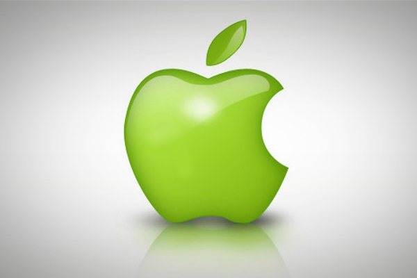 applelogo2 Lisa Jackson, una battaglia per le azienda fornitrici di Apple per le energie rinnovabili