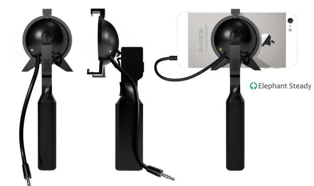 design 620x368 Elephant Steady: Raccolta fondi per il più piccolo stabilizzatore per iPhone