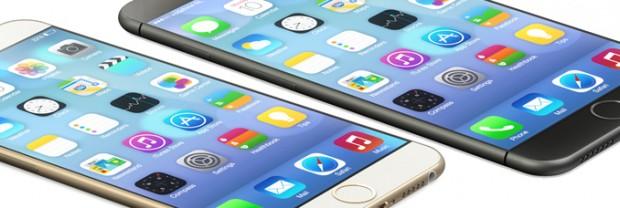 iPhone 6 Infographie Rumeurs 620x208 Un Infografica che sintetizza tutti i Rumors sul nuovo iPhone 6
