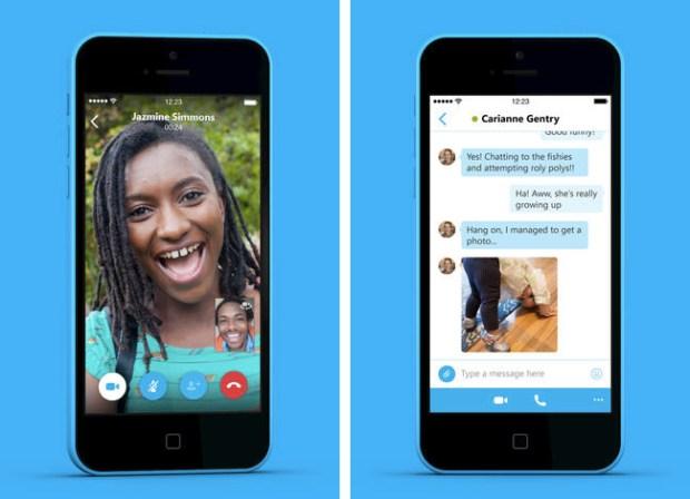 skype 5 iphone 620x448 Skype annuncia che presto le videochiamate di gruppo saranno disponibili per iOS