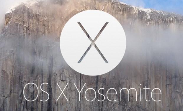 yosemite logo 620x378 Dopo la Beta pubblica, Yosemite, raddoppia il numero di persone che utilizzano il nuovo sistema operativo