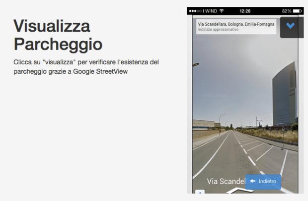 FreeParks8 620x406 FreeParks: una Web App italiana che trova i parcheggi gratuiti