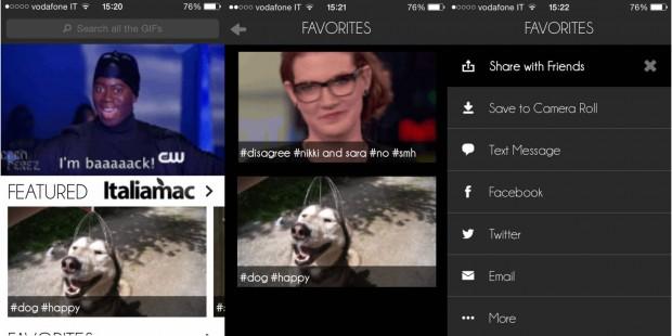 Gif Gif Gif 620x310 Le migliori 5 app che non devono mancare nelliPhone degli appassionati di Gif