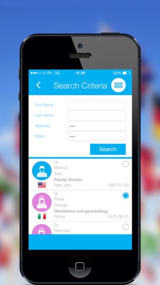 doctorchat2 Doctor Chat, unApplicazione creata e sviluppata da medici per i medici