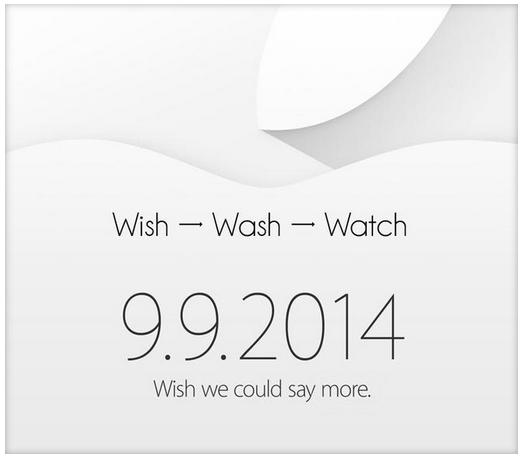 invito7 [Humor] 10 modi per analizzare linvito di Apple per la presentazione del nuovo iPhone