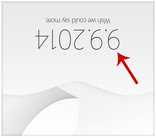 invitoapple1 [Humor] 10 modi per analizzare linvito di Apple per la presentazione del nuovo iPhone