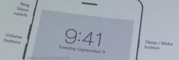 iphonr 6 manuale 620x208 [Rumors] Unimmagine che ritrae la guida utente dell'iPhone 6, svelando la data e l'ora di presentazione del nuovo iDevice