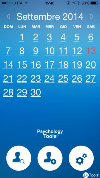 Psychology Tools7 620x1100 Psychology Tools, un App che permette di gestire al meglio le sedute dei propri pazienti