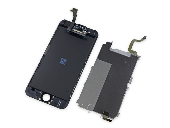iphone141 [immagini + Video ] iFixit: iPhone 6 in tutto il suo splendore