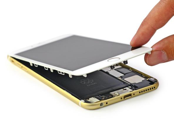 iphone2 [immagini + Video ] iFixit: iPhone 6 Plus in tutto il suo splendore