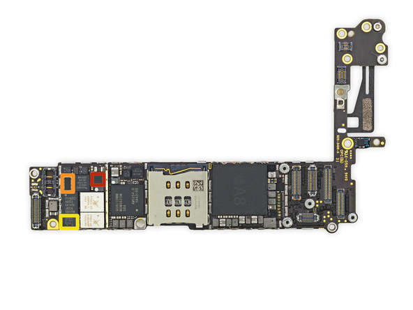 iphone26 [immagini + Video ] iFixit: iPhone 6 in tutto il suo splendore